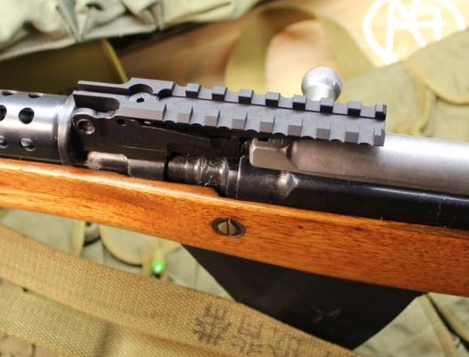 Rails and Mounts - Circle 10 AK - Military Style Firearms