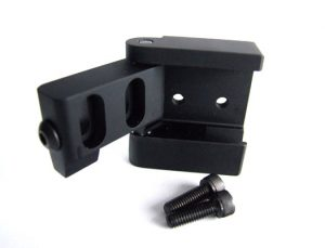 Circle 10 AK 2-Bolt Folding Stock Adapter - 4 5mm - For