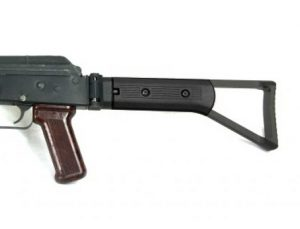 Manticore Arms Chinese 2 Bolt Stock - Black Panels