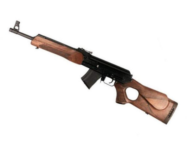 FIME MOLOT VEPR .308 - Walnut Thumbhole Stock