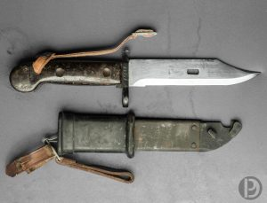 Polish AKM Type I Bayonet