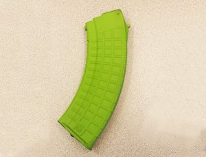 """Zombie Green"" Bulgarian AK-47 30 Round Magazine – 7.62x39mm"