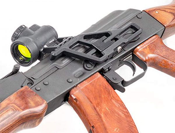 RS Regulate AK-301M Front-Biased Lower Mount