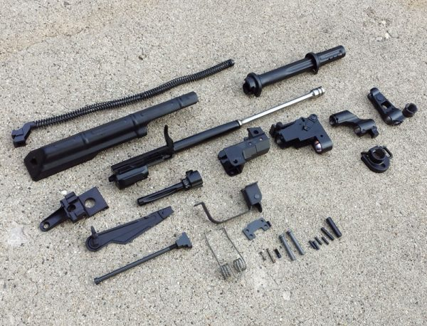 WBP Rogów Polish AKM Parts Kit - Forged Trunnion