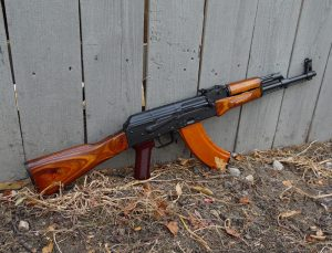 "JEMAK Firearms Russian Izhevsk 1968 AKM Build ""PX9100"""