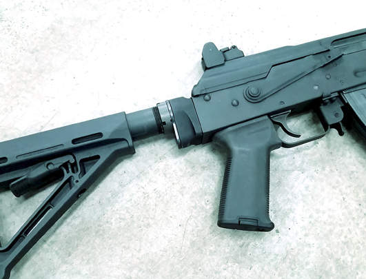 StormWerkz AK Stock Adapter - Type 1