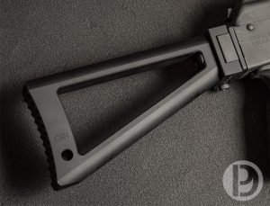 Circle 10 AK 2-Bolt Triangle Stock