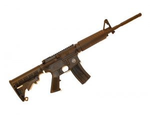 "IMI Defense MTR16 Training Rifle - 16"" M4 - Black"