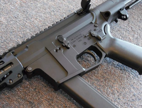 DR Guns DRG-15B 9mm Pistol