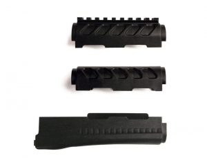 Archangel OPFOR®AK-Series Forend Set - Black
