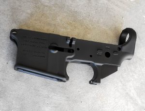 High Standard Firearms HSA-15 Lower Receiver