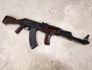 "Jemak Firearms Romanian ""G"" AKM - 7.62x39mm"