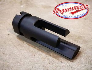 MrGunsNGear Tri-Tip Flash Suppressor - 14mm