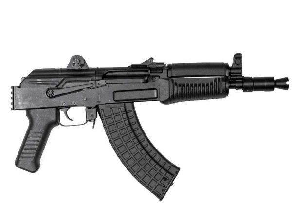 SAM7K Pistol 7.62x39mm Milled Receiver with Rear Picatinny Rail
