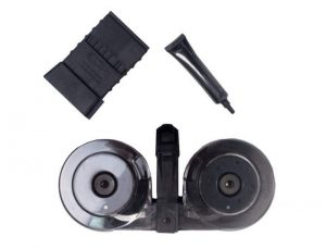 KCI AK-74 95 Round Drum Magazine – 5.45x39mm