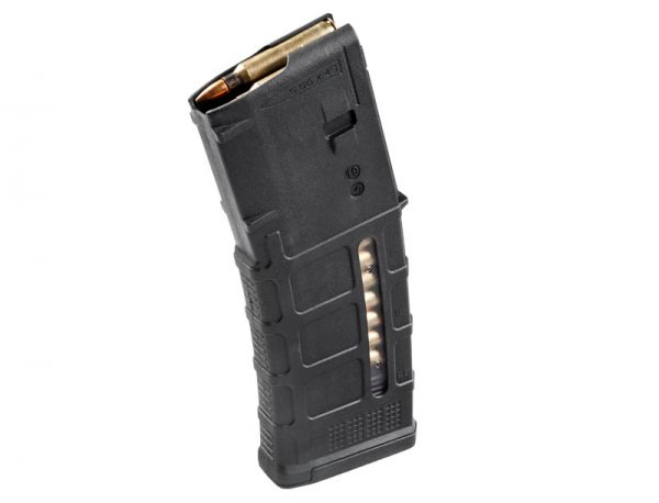 Magpul PMAG® 30 AR/M4 GEN M3™ - Black/Windowed- 5.56x45mm
