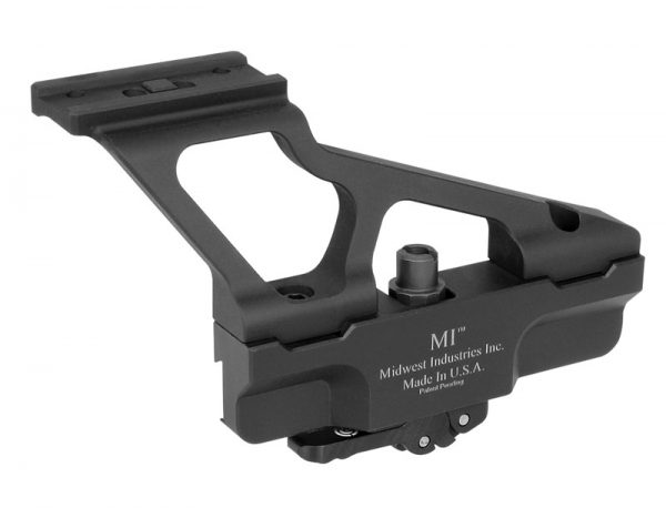 Midwest Industries Gen 2 AK Side Mount For T1-T2 and Clones