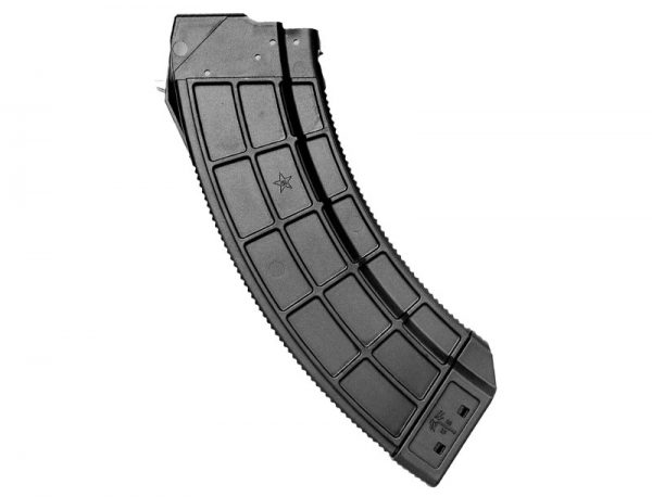 US PALM AK30 30 Round Magazine - 7.62x39mm - Black