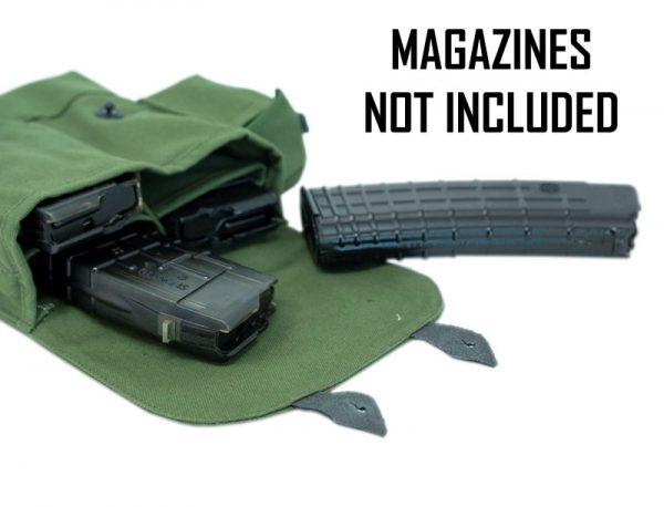 Arsenal Bulgaria Magazine Pouch - Green