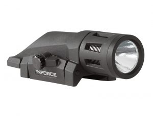 INFORCE WML White LED Weapon Light - 400 Lumens - Black