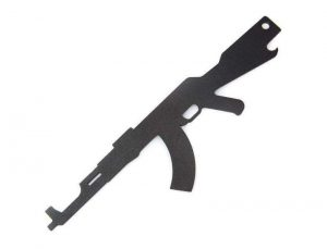 LuckyShotUSA AK-47 Rifle Bottle Opener