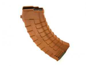TAPCO AK-47 30 Round Magazine - Orange - 7.62x39mm