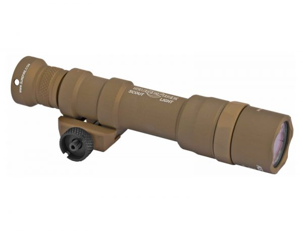 Surefire M600DF Ultra Scout Light - Tan