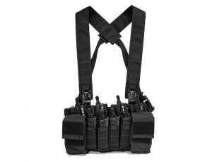 Haley Strategic Partners D3CRX Chest Rig - Black