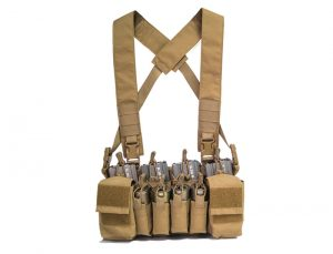 Haley Strategic Partners D3CRX Chest Rig - Coyote Brown