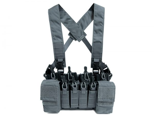 Haley Strategic Partners D3CRX Chest Rig - Disruptive Gray