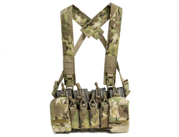 Haley Strategic Partners D3CRX Chest Rig - MultiCam