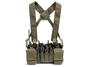 Haley Strategic Partners D3CRX Chest Rig - Ranger Green