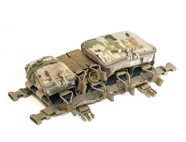 Haley Strategic Partners D3CRX Heavy Chest Rig - Multicam