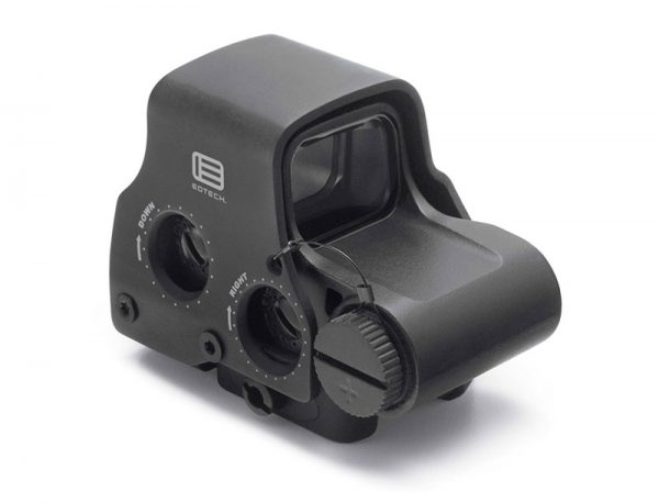 EOTech EXPS2-0 Holographic Weapon Sight - Black