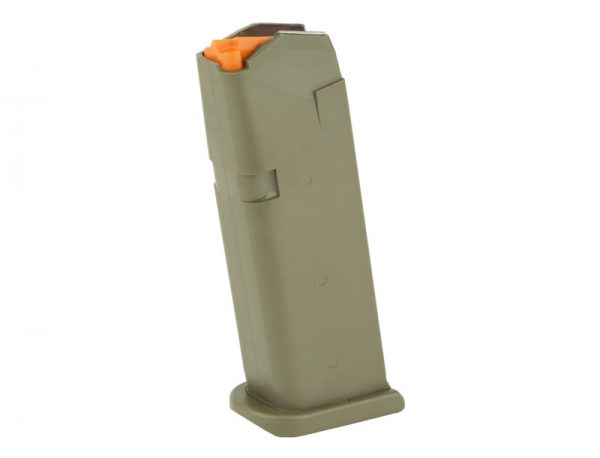 Glock 19 Gen 5 Magazine - 9x19mm - 15 Rounds - OD Green
