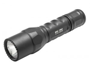 Surefire 6PX Pro - 15 and 600 Lumens - Black