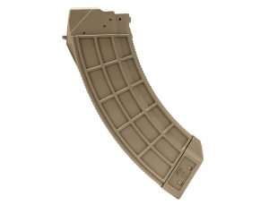US PALM AK30R 30 Round Magazine - 7.62x39mm - FDE