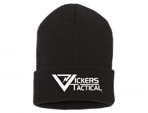 Vickers Tactical Beanie - Black