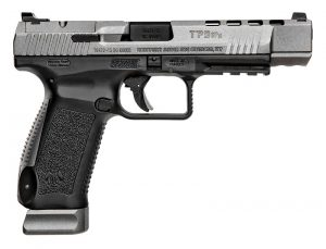 Canik TP9SFx Pistol - Tungsten Grey - 9x19mm