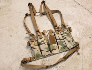 Circle 10 AK Chest Rig - 5 Cell - MultiCam®
